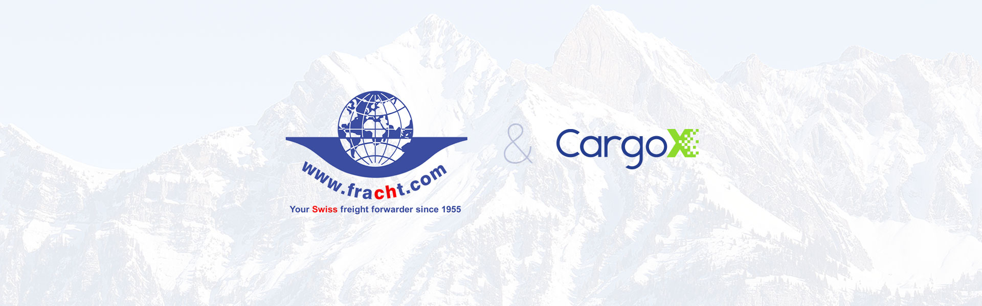 CargoX   CargoX and Fracht AG partner to reshape global trade with